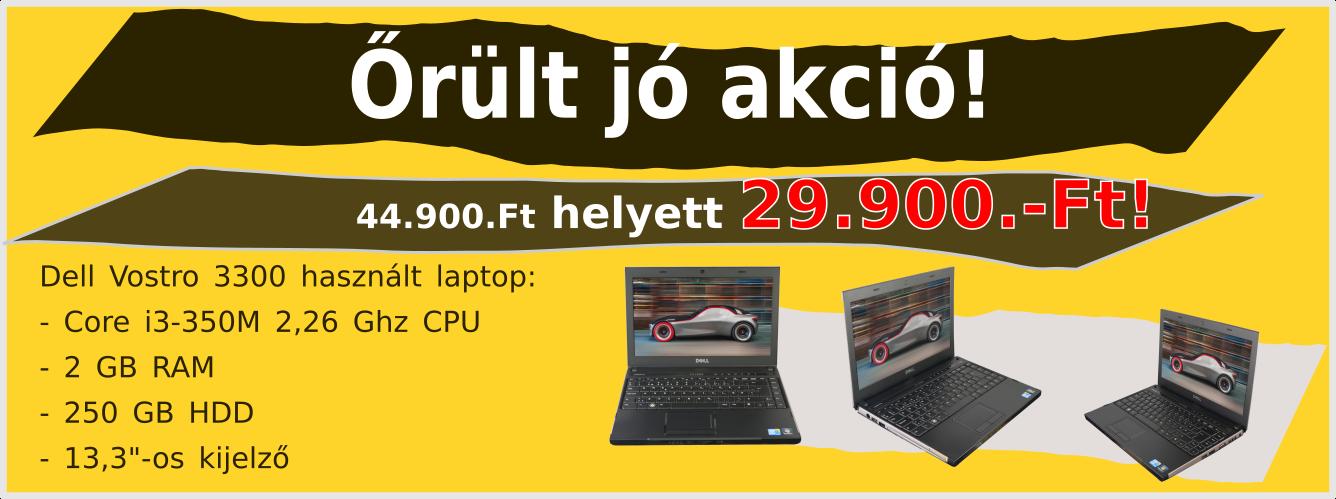 a6ff1e406831 Használt laptop hihetetlen olcsón | Laptopoazis.hu
