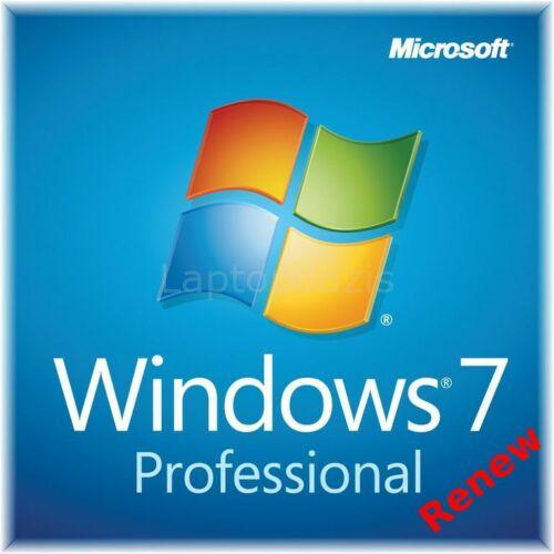 Windows 7 használt operációs rendszer - renew, magyar